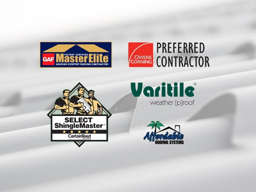 Affordable Roofing Systems: Certifications and Awards